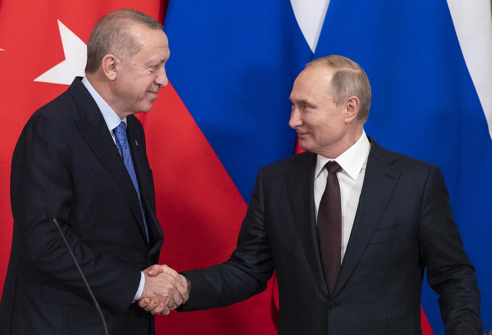 حصاد لقاء بوتين وأردوغان.. حلحلة عقدة إدلب