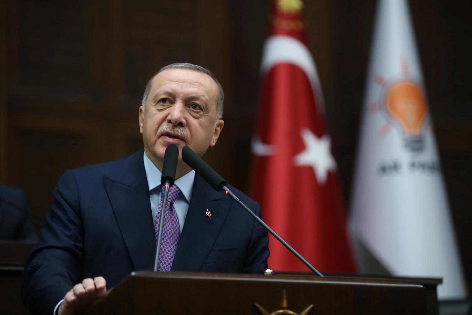 أردوغان: خسرنا المئات بهجمات الجيش السوري ونواجه في إدلب نظام الأسد ليس روسيا