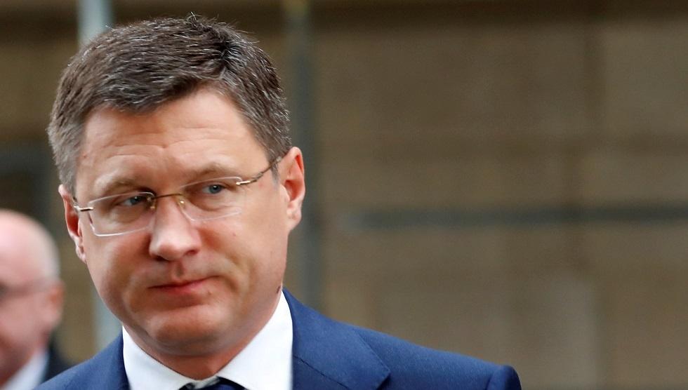 وزير الطاقة الروسي: اعتبارا من أبريل لن تكون هناك قيود على إنتاج النفط
