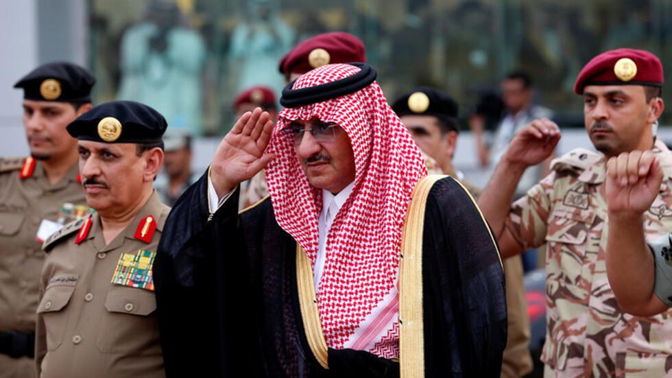 صحيفة أمريكية: اعتقال ولي العهد السعودي السابق وشقيق الملك بتهمة الخيانة