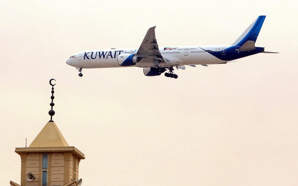 الكويت توقف حركة الطيران مع 7 دول جديدة منها 3 دول عربية