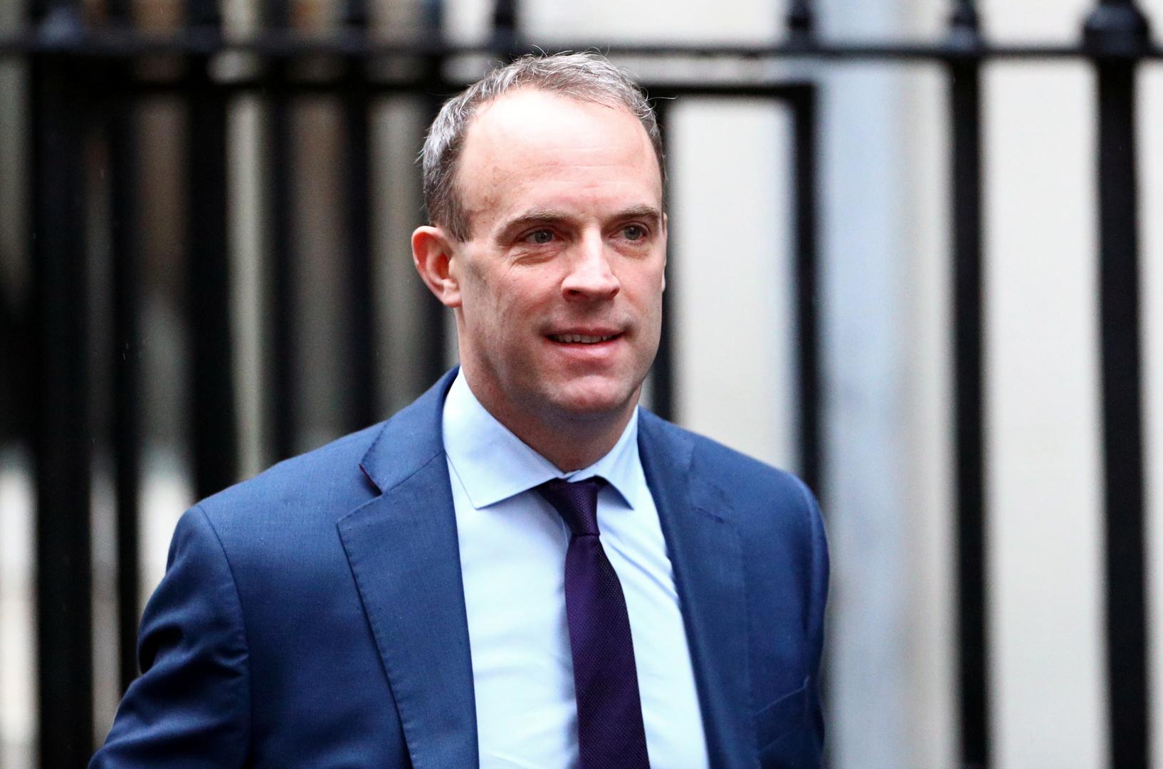 وزير خارجية بريطانيا يعلق على الحكم ضد حاكم دبي وجونسون يتصل بمحمد بن زايد
