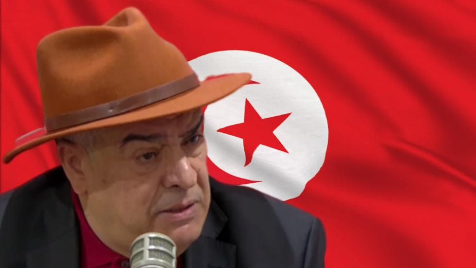 الكاتب والصحفي التونسي توفيق بن بريك