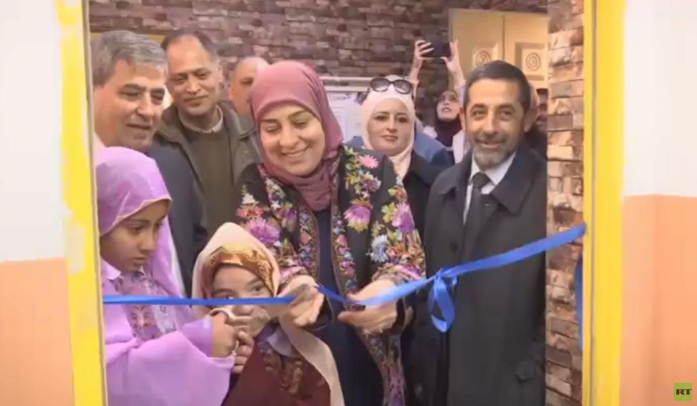 ليلى غنام.. أول فلسطينية تتقلد منصب المحافظ