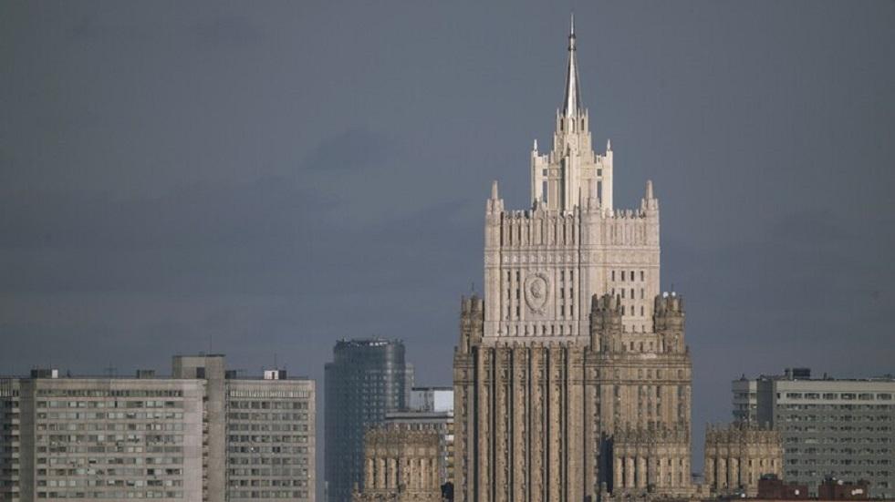 الخارجية الروسية تغير جدول اتصال الدبلوماسيين بسبب كورونا