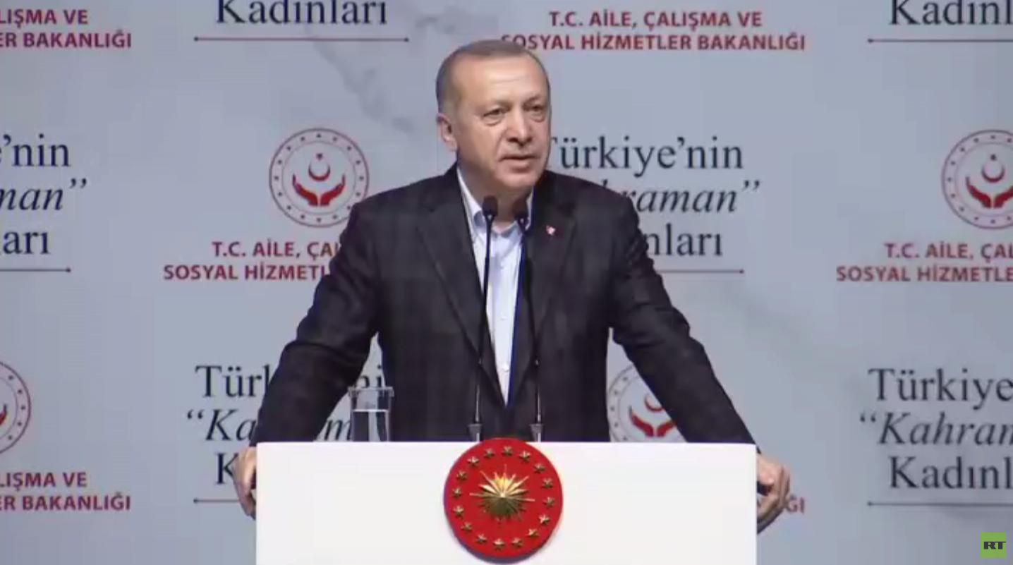 أردوغان: خسرنا 59 جنديا بسوريا خلال شهر شباط