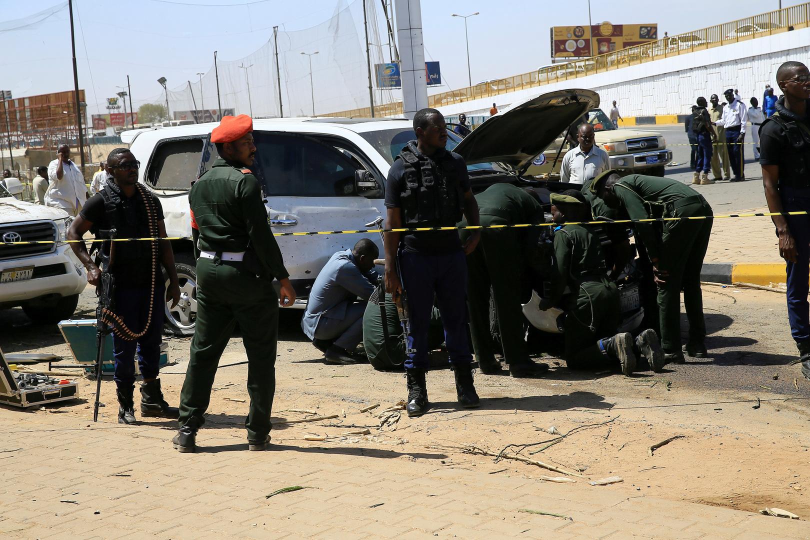 محاولة اغتيال رئيس الوزراء السوداني عبد الله حمدوك