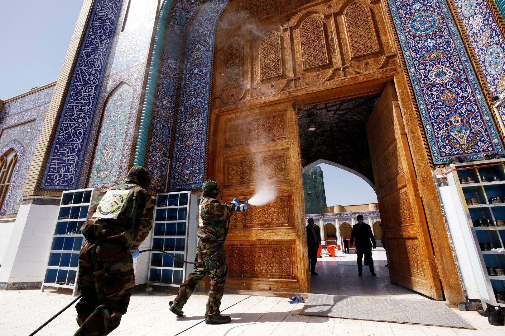العراق يمنع جميع التجمعات ويدعو لتجنب التوافد لزيارة المدن والعتبات المقدسة بسبب كورونا