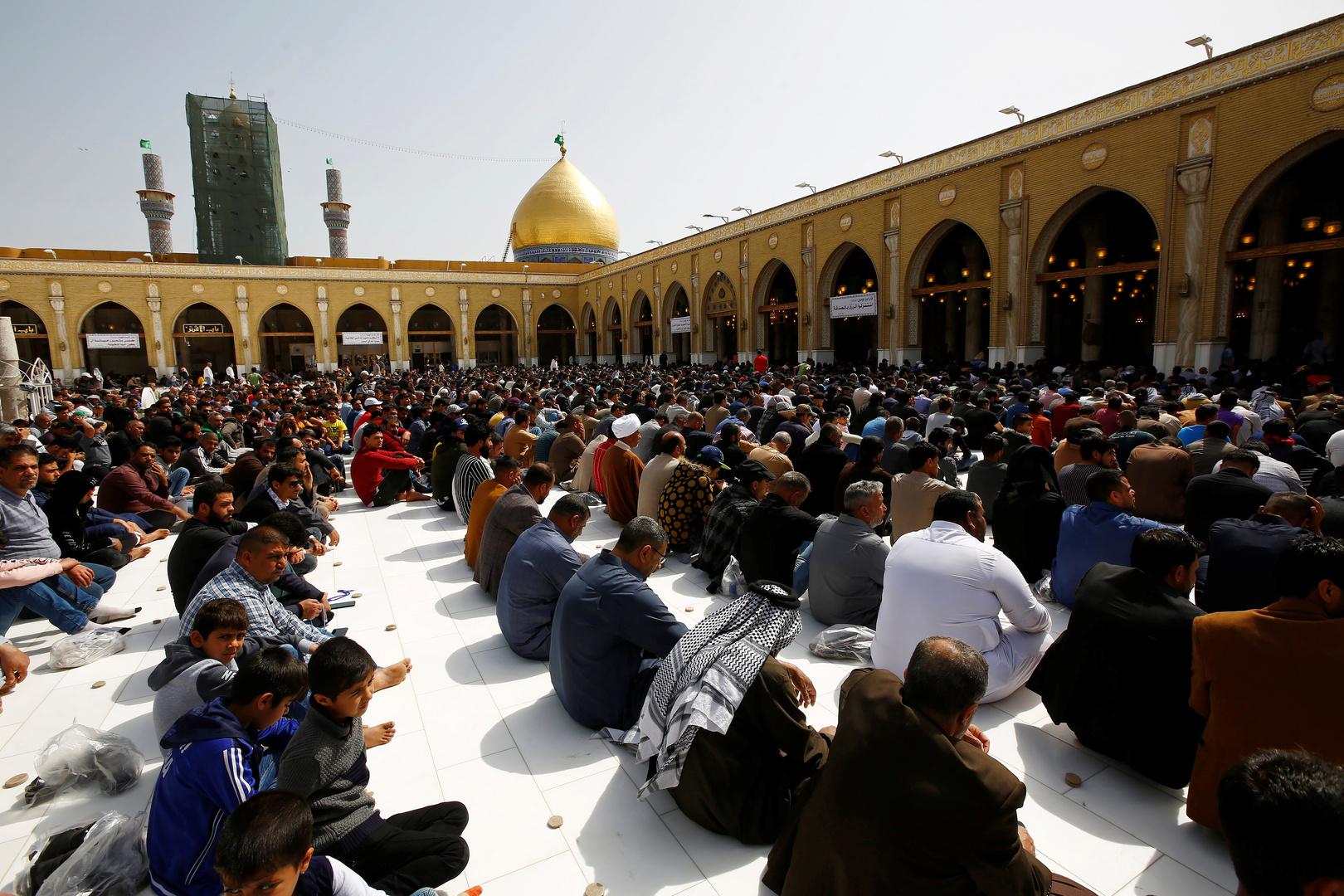 رجل دين عراقي عن