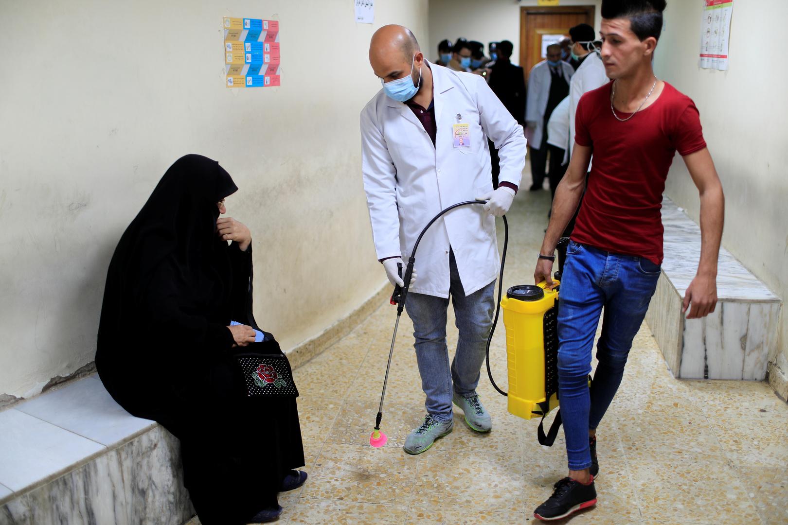 عبد المهدي: يجب تجنيب العراقيين خطر