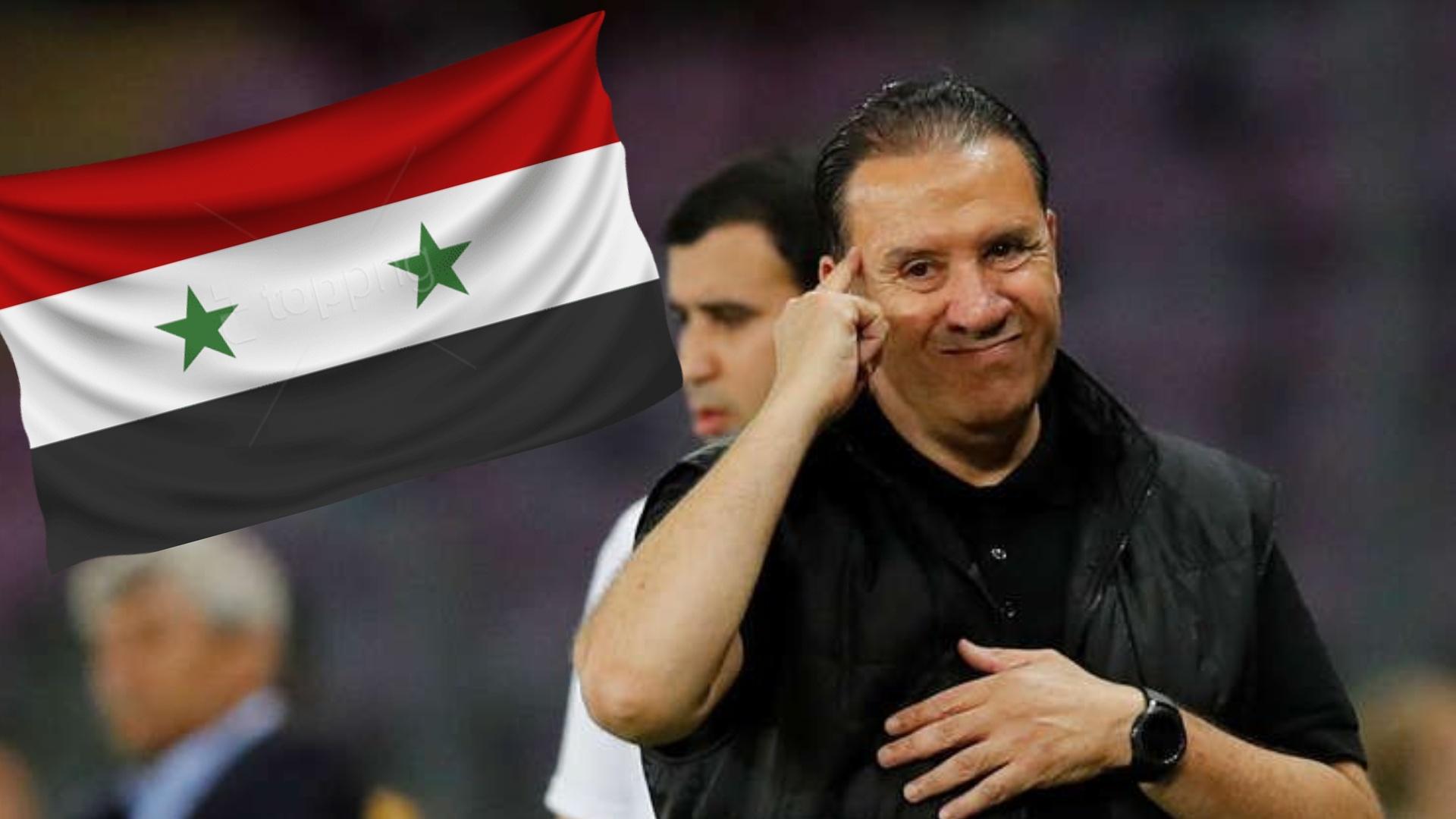 رسميا.. نبيل معلول مدربا لمنتخب سوريا ويغرد بالهدف