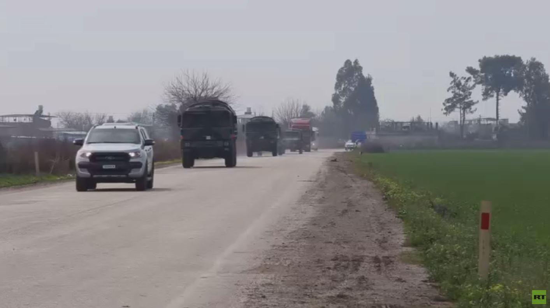 أنقرة: وقف إطلاق النار بسوريا يسير بشكل جيد
