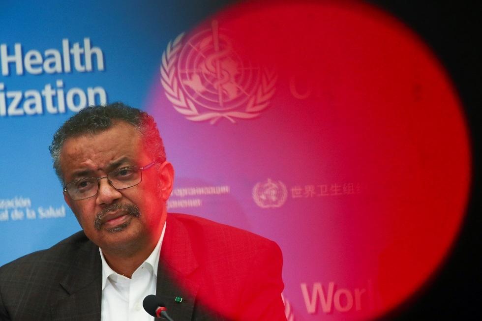 منظمة الصحة العالمية: يمكن تصنيف فيروس كورونا بأنه وباء عالمي