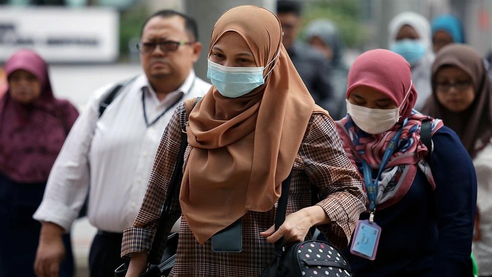 رصد 12 إصابة بكورونا مرتبطة بمؤتمر إسلامي في ماليزيا