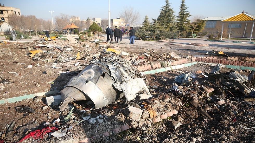طهران توضح موقفها من تسليم الصندوق الأسود للطائرة الأوكرانية
