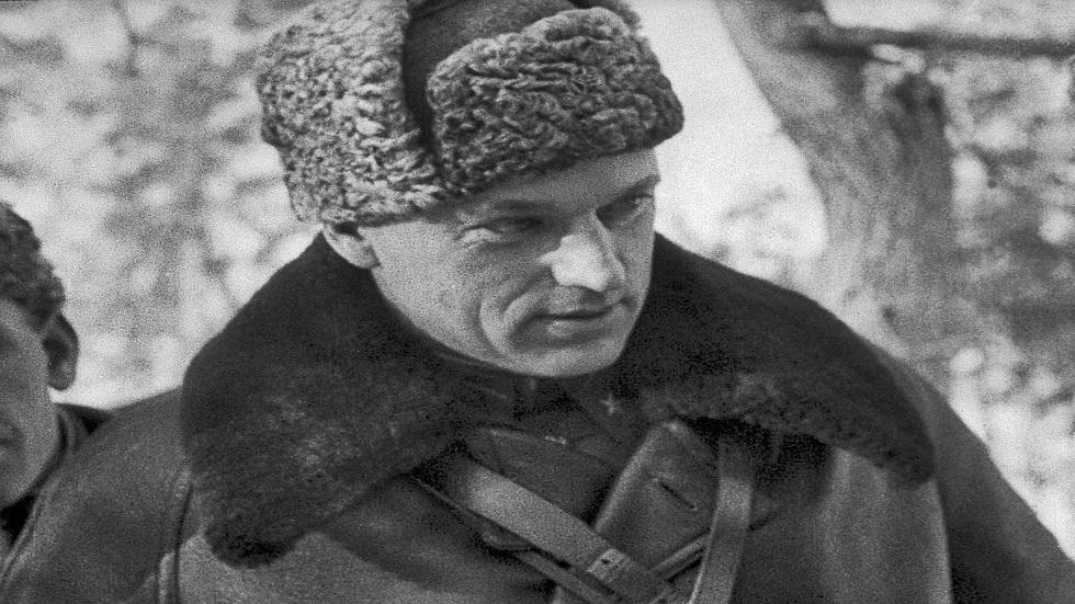 المارشال روكوسوفسكي