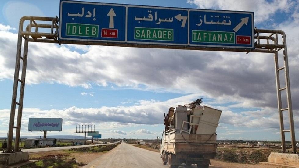 وزير النقل السوري: مستعدون لافتتاح طريق M4 فور تنفيذ اتفاق موسكو
