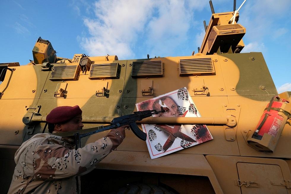 ليبيا.. قوات حفتر تعلن تدمير رادارات ومحطات صواريخ تركية شرقي مصراته