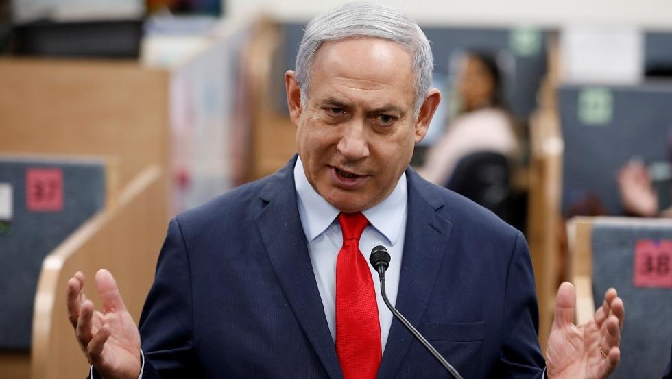 نتنياهو يعلن إغلاق المدارس والجامعات في إسرائيل ويدعو لحكومة وحدة