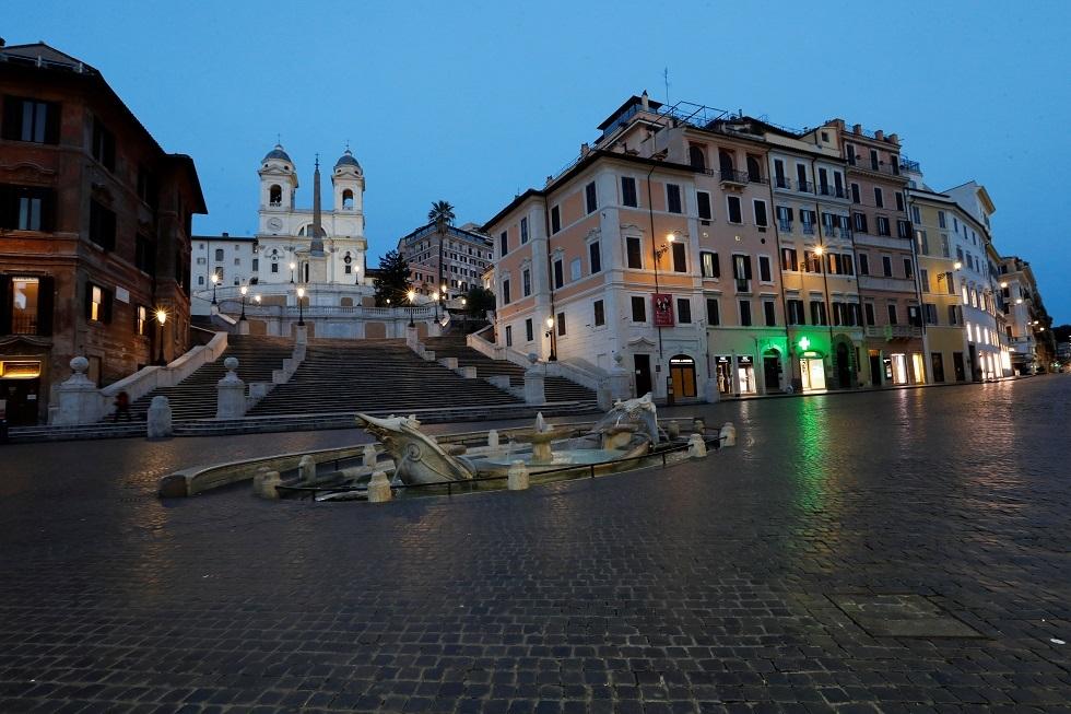 عدد الوفيات بفيروس كورونا في إيطاليا يتجاوز الـ1000 والإصابات ترتفع إلى 15113