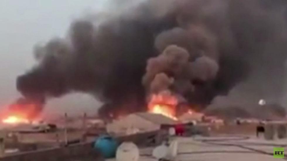 بغداد: غارات واشنطن انتهاك للسيادة والشراكة