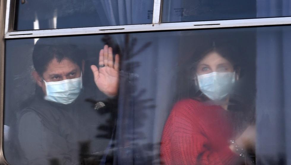 كورونا.. إغلاق الحدود وتعليق الرحلات الجوية بعد أول وفاة في أوكرانيا