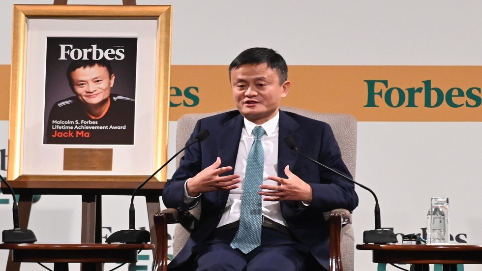 الملياردير الصيني ومؤسس شركة