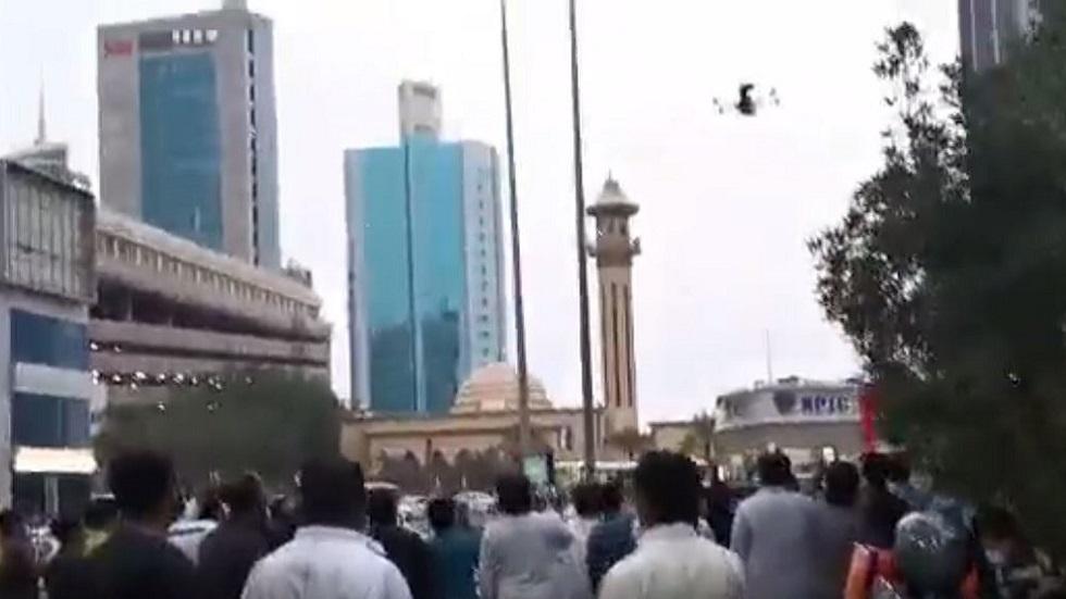 الكويت.. درونات في مواجهة كورونا