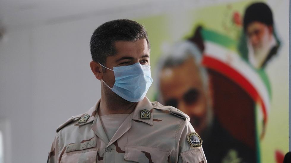 القوات البرية في الجيش الإيراني تبدأ تدريبات للتصدي لهجمات بيولوجية