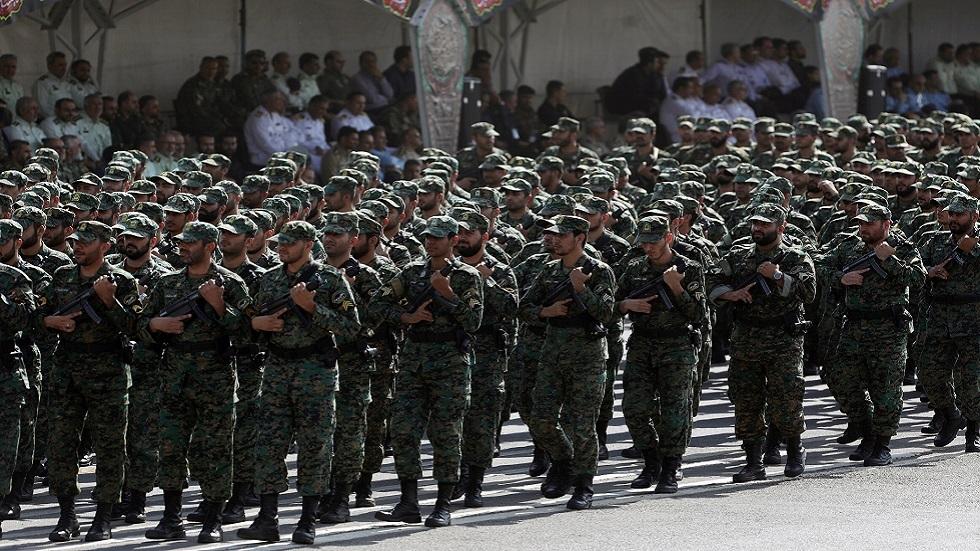 عرض عسكري في طهران (صورة أرشيفية)