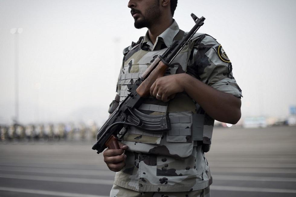 قوات أمنية سعودية -أرشيف-