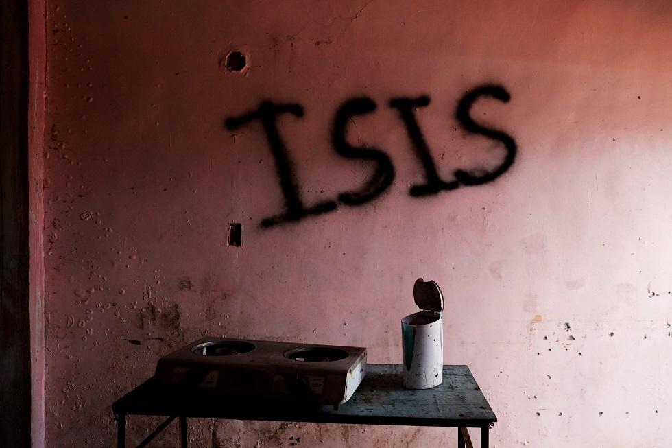 تنظيم داعش -أرشيف-