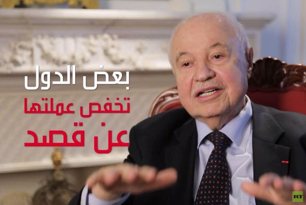 أبو غزالة: صندوق النقد الدولي قدم نصيحة لدولة عربية عادت بنتائج عكسية