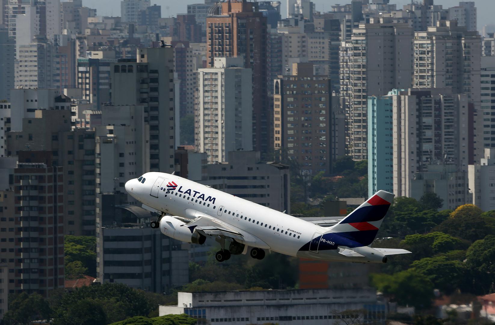 طائرة ركاب لشركة