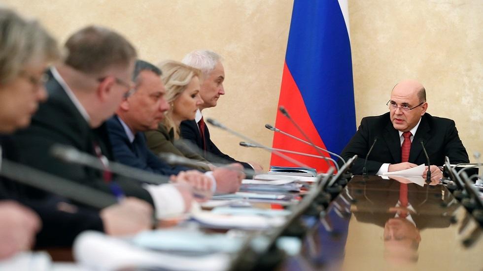 روسيا.. ميشوستين يشكل مجلس تنسيق حكومي لمكافحة كورونا