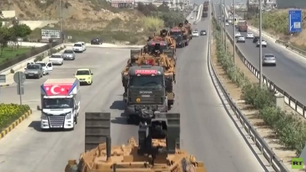 أنقرة تؤكد عزمها فرض وقف إطلاق النار بإدلب