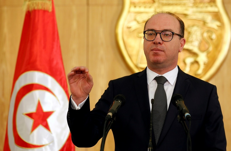 رئيس الحكومة التونسية إلياس الفخفاخ