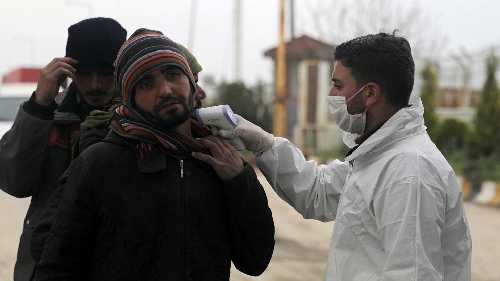 إجراءات الوقاية الصحية في سوريا
