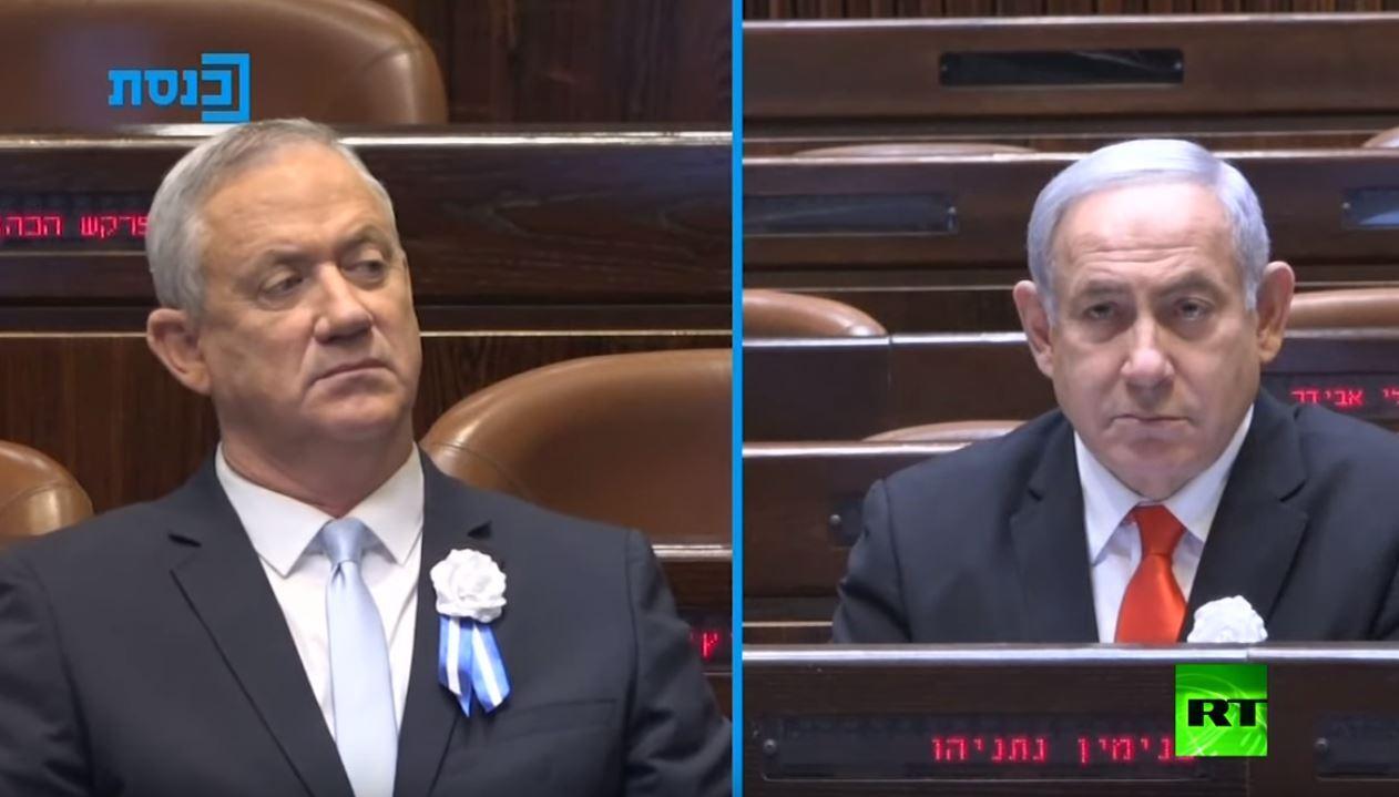 أعضاء الكنيست الإسرائيلي يؤدون اليمين الدستورية في ظروف غير مسبوقة