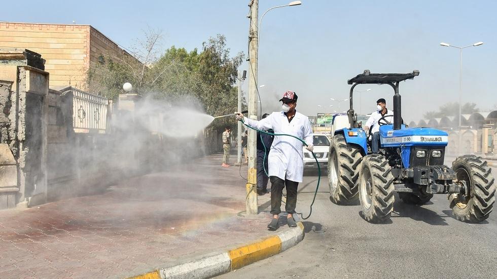 الفرق الصحية في العراق