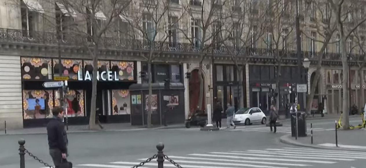 فرنسا تفرض حجرا صحيا على جميع مواطنيها