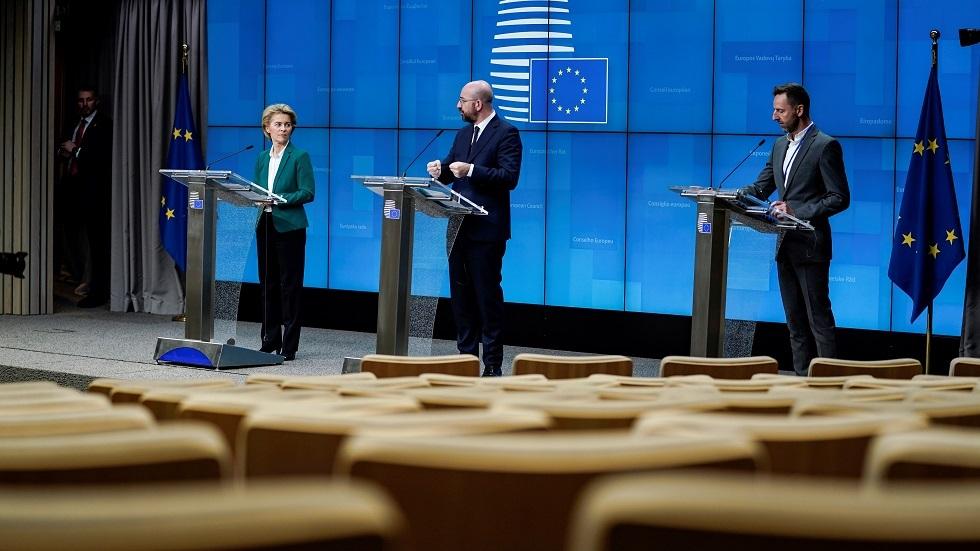 الاتحاد الأوروبي يغلق حدوده