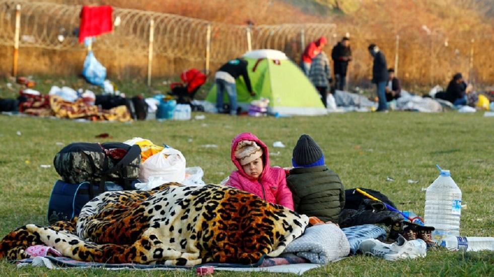 الأمم المتحدة تعلق إعادة توطين اللاجئين بسبب كورونا