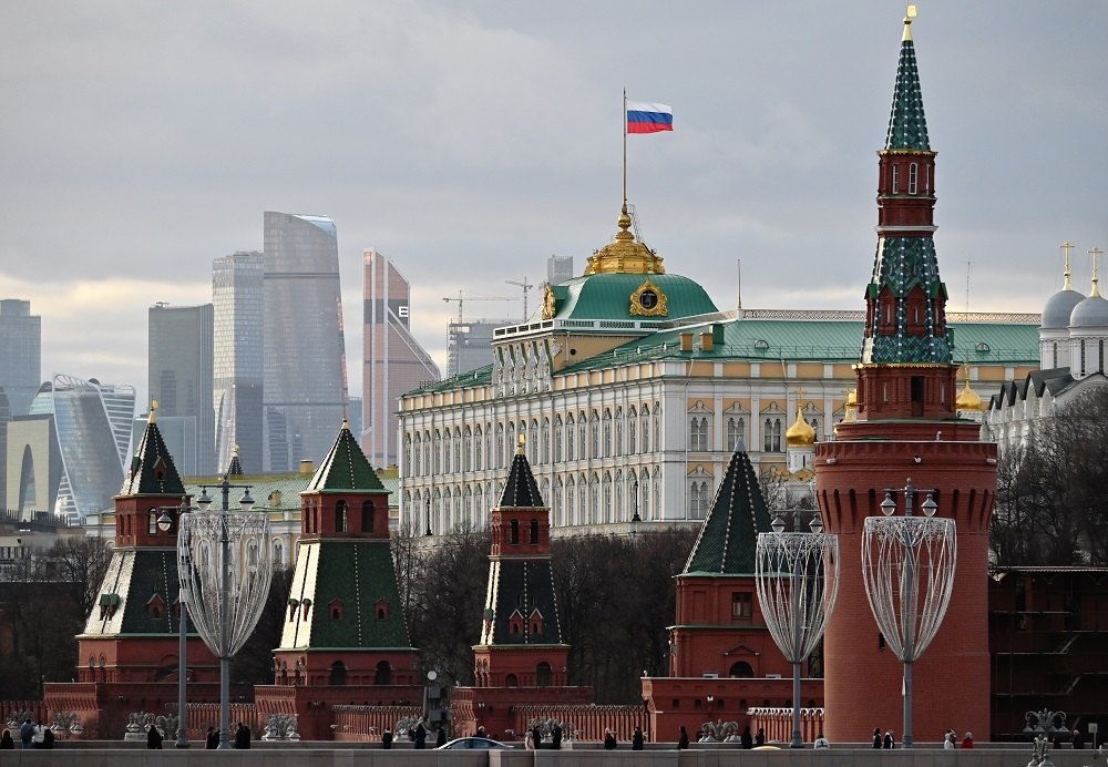 الكرملين: موظفو إدارة بوتين يخضعون لفحوصات كورونا