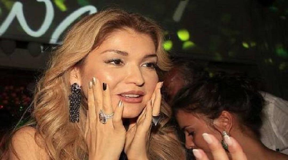 غولنارا كريموفا ابنة الرئيس الأوزبكستاني الراحل