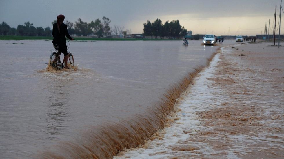 فيضانات في العراق - أرشيف