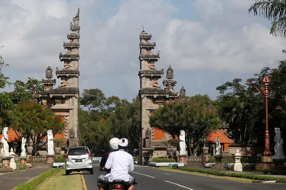 جزيرة بالي الإندونيسية - أرشيف -