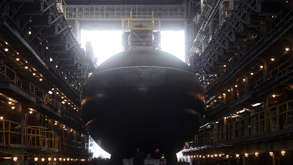 روسيا تدعم أسطولها  البحري بسفن وغواصات جديدة