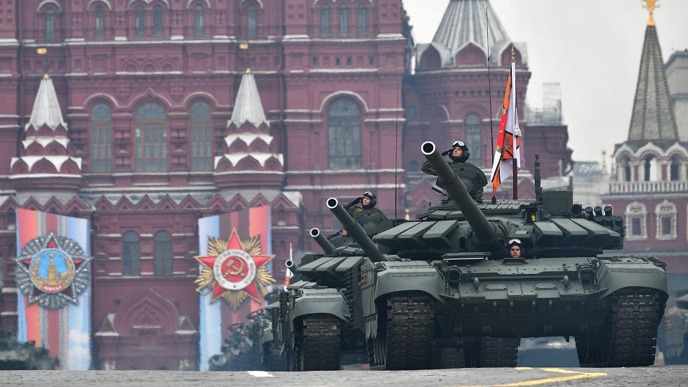 مدرعات جديدة تظهر في عيد النصر بروسيا هذا العام