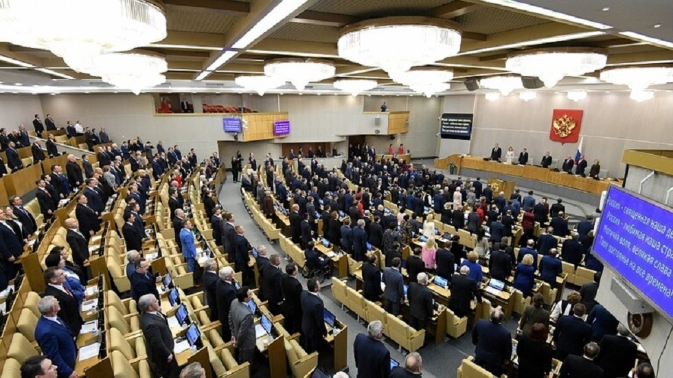 مجلس الدوما بصدد تبني قانون لمحاسبة من يهرب من الحجر الصحي